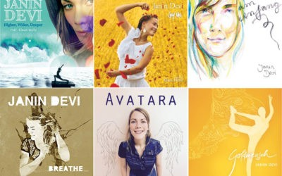 Meine Schätze: Janins Alben gegen Spende